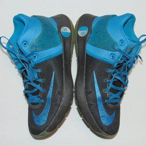 Nike KD Trey 5 IV Premium 'Blue Glow' Sneakers